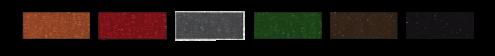 jednoduchý vzorkovník krytín
